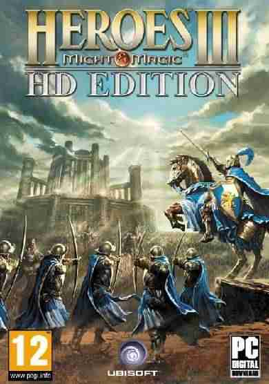 Descargar Heroes of Might and Magic 3 HD Edition Update 3 [ENG][BAT] por Torrent